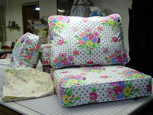 Exceptionnel Zippered Cushion Covers